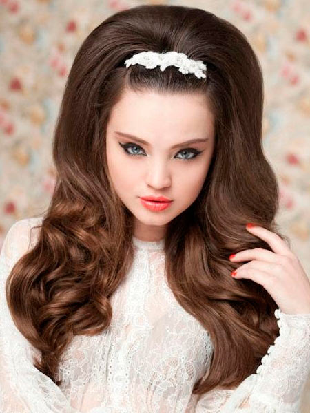 sixties hair style how to add 60s to your look hairstyles 5846