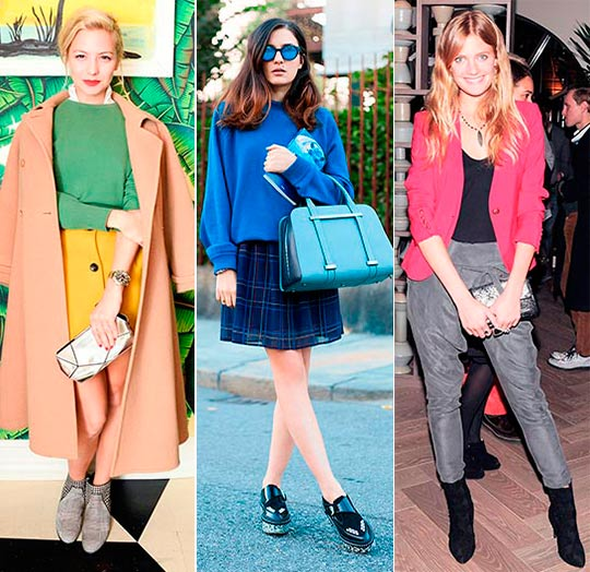 10 Best Color Combos to Wear In Winter