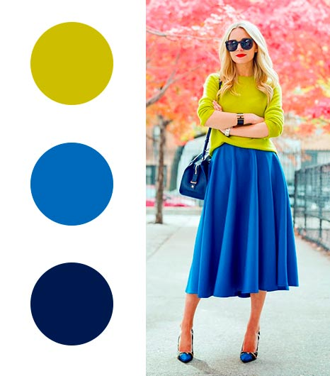 Best Color Combos to Wear In Winter