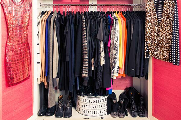 Welcome to Miranda Kerr's Cool Closet!