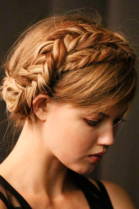 Runway Inspired Hairstyles for Spring 2014