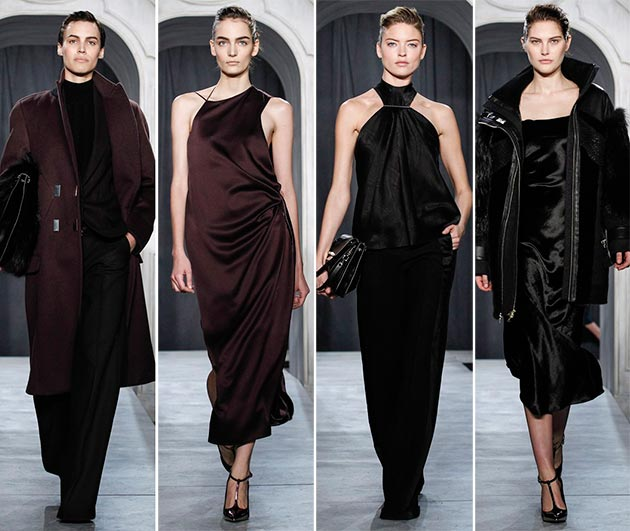 NYFW: Jason Wu Fall 2014 Collection