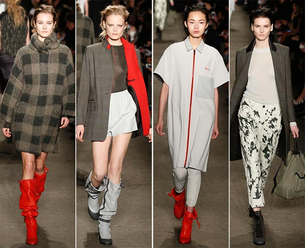 NYFW: Rag & Bone Fall 2014 Collection
