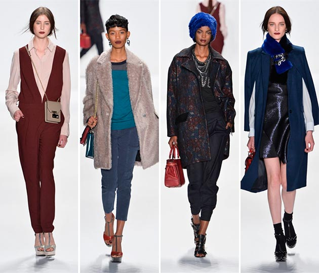 NYFW: Rebecca Minkoff Fall 2014 Collection