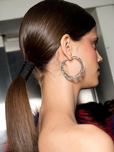Easy 2014 Runway Hairstyles to Copy | Women Hairstyles, Makeup Trends, Nail Designs & Style Tips