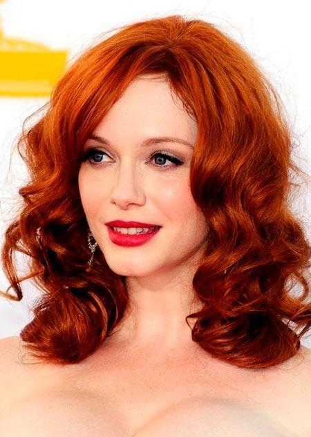 Stylish Auburn Hair Ideas To Opt For In 2014 | Women Hairstyles