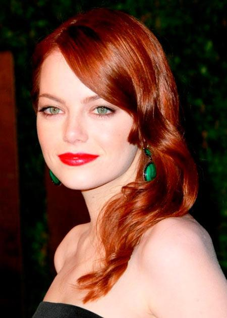 Stylish Auburn Hair Ideas To Opt For In 2014