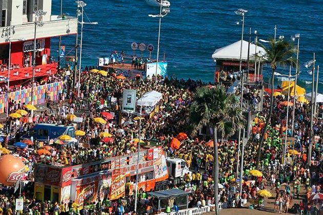 Brazil's Less Popular Carnival Destinations