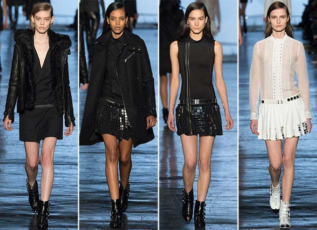 Striking NYFW Fall 2014 Collections for Chic Cold Season Looks