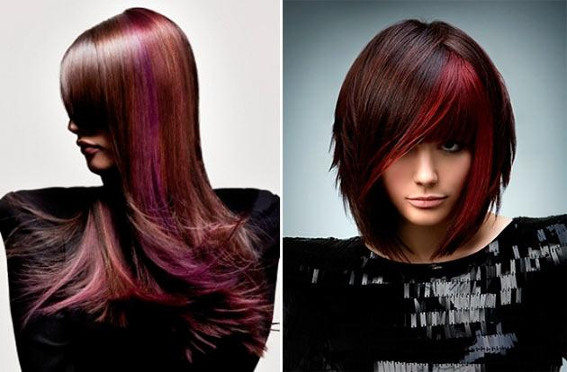 hair color styles for fall 2014 hair highlight to try in fall 2014 hairstyles 4099 | Hair Highlights 2014 1