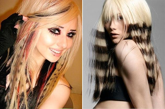 Brilliant Hair Highlight To Try In Fall 2014 Women Hairstyles Makeup Short Hairstyles For Black Women Fulllsitofus