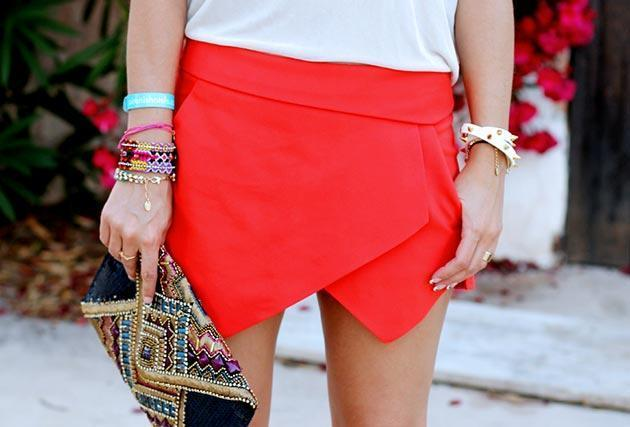 Skorts Street Style Fashion Obsession That Will Get You Hooked