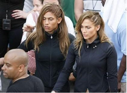 Celebrities and Their Amazing Stunt Doubles
