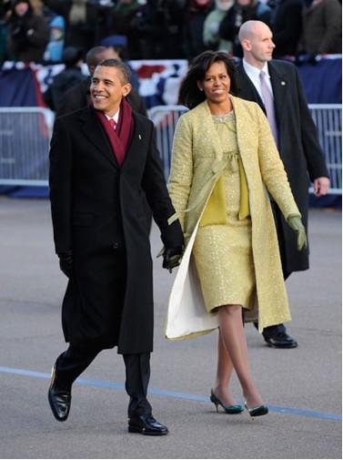 Michelle Obama's Fashion Style