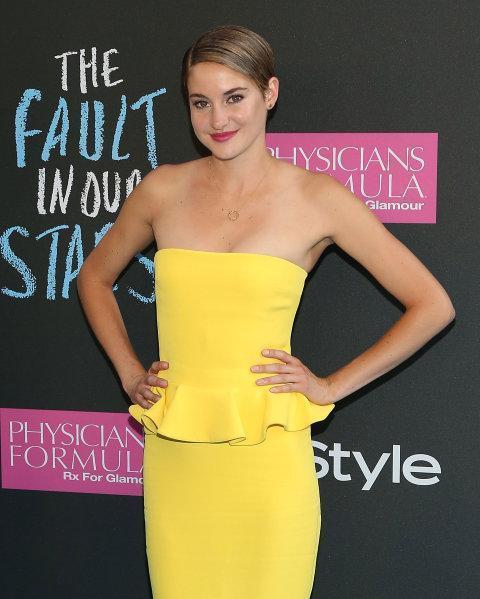 Shailene Woodley's Fashion Style 2