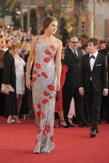 Shailene Woodley's Fashion Style